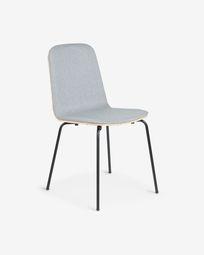 Καρέκλα Canele, γκρι