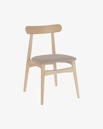 Καρέκλα Nayme, μπεζ