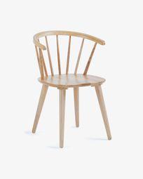 Καρέκλα Trise, φυσικό