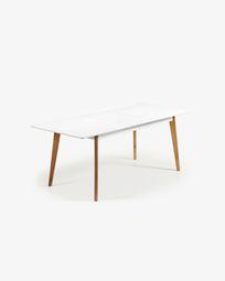 Ανοιγόμενο τραπέζι Melan 160 (200) x 90 εκ