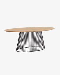 Τραπέζι Leska 200 x 110 εκ