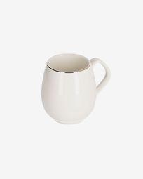 Taisia cup in white