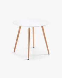 Τραπέζι Wad Ø 100 εκ