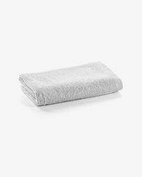 Μικρή πετσέτα μπάνιου Miekki, λευκό
