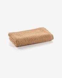 Μικρή πετσέτα μπάνιου Miekki, μπεζ