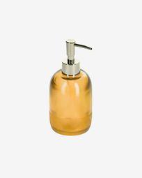 Maive yellow soap dispenser
