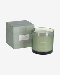 Αρωματικό κερί Citronella 750 g, πράσινο
