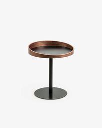 Βοηθητικό τραπέζι Kaori Ø 46 εκ FSC MIX Credit