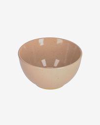 Tilia ceramic bowl in beige