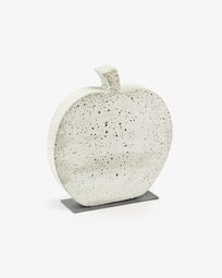 Szar decorative figure apple 40 cm