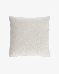 Vicka white cushion cover 45 x 45 cm