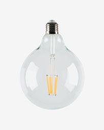 Halogen LED Bulb E27 of 6W and 120 mm warm light