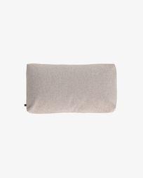 Galene beige cushion cover 30 x 50 cm