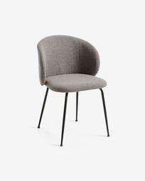 Καρέκλα Minna, ανοιχτό γκρι