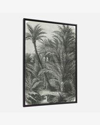 Πίνακας με φοίνικες Bamidele 60 x 90 εκ