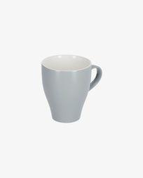 Κούπα Sadashi, γκρι και άσπρη πορσελάνη