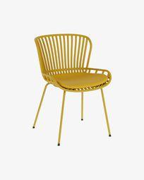 Καρέκλα Surpik, μουσταρδί