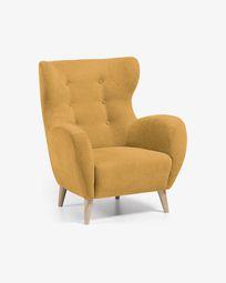 Καρέκλα Patio, μουσταρδί