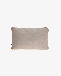 Κάλυμμα μαξιλαριού Noa 30 x 50 εκ, μπεζ