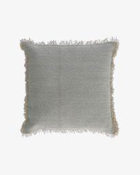 Camily light grey cushion cover 60 x 60 cm
