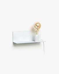 Hannah wall lamp 35 cm white