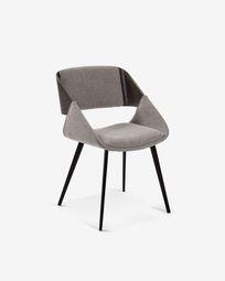 Καρέκλα Herrick, ανοιχτό γκρι
