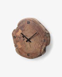 Επιτοίχιο ρολόι Asiriq Ø 35 εκ