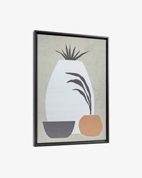 Bianey grey picture 50 x 70 cm