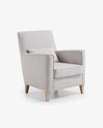 Πολυθρόνα Glam, μπεζ