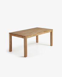 Ανοιγόμενο τραπέζι Isbel 180 (260) x 90 εκ