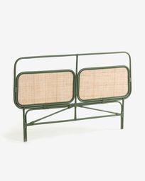 Green Margaret headboard 170 x 120 cm