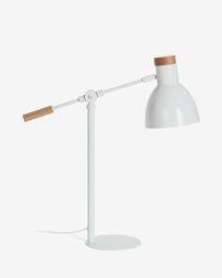 Tescarle table lamp white