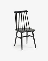 Black Tressia chair