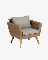 Sumie armchair FSC 100%