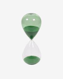 Breshna green hourglass 25 cm