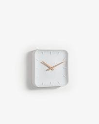 Τετράγωνο επιτοίχιο ρολόι Wana 26 x 26 εκ