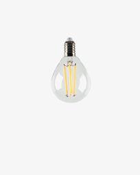 Halogen LED Bulb E14 of 4W and 45 mm warm light