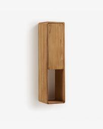 Wall bathroom cabinet Kuveni 25 x 100 cm