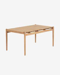 Simja table 160 x 90 cm FSC 100%