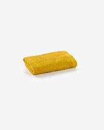 Πετσέτα χεριών Miekki, μουσταρδί