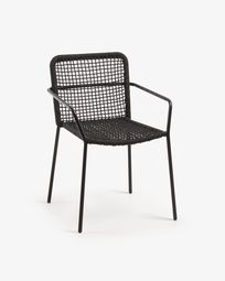 Καρέκλα Boomer, μαύρο