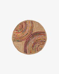 Round rug Graciela Ø 100 cm