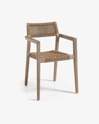 Beige Vetter chair FSC 100%