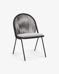 Black Shann chair
