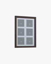 Luah dark picture frame 28 x 39 cm