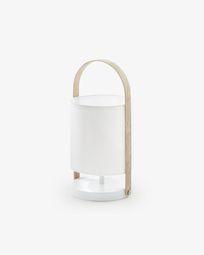 Zayma table lamp white