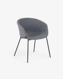 Καρέκλα Yvette, γκρι