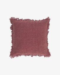Κάλυμμα μαξιλαριού Shallow 45 x 45 εκ, καφέ