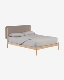 Κρεβάτι Shayndel 150 x 190 εκ