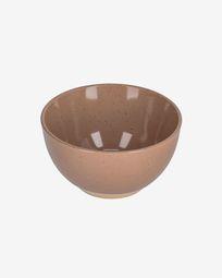 Tilia ceramic bowl in light brown